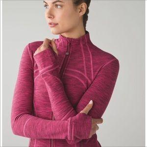 Lululemon Define Jacket Pink